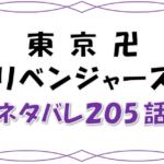 最新ネタバレ『東京卍リベンジャーズ』205-206話!考察!半間番外編!稀咲と一緒にいた理由とは!?